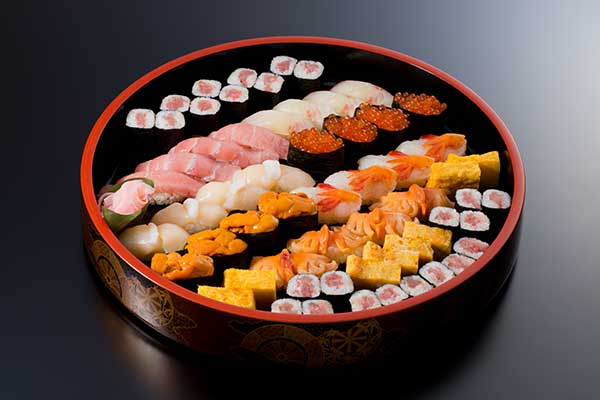 5月3日 母の日は入船のお寿司できまり!